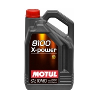 Моторное масло MOTUL 8100 X-POWER 10W60, 4л